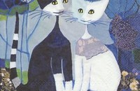 "Serviettes Rosina Wachtmeister ""Wedding"""