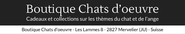 Boutique Chats d'Oeuvre